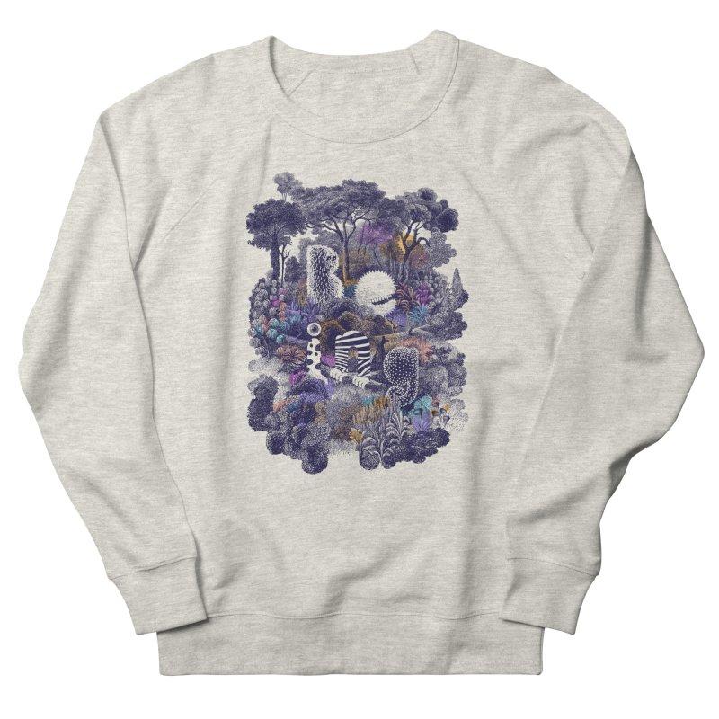 Biodiverse 2 Women's Sweatshirt by SocialFabrica Artist Shop