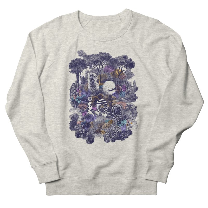 Biodiverse 2 Men's Sweatshirt by SocialFabrica Artist Shop
