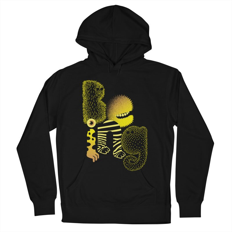 Being Men's Pullover Hoody by SocialFabrica Artist Shop