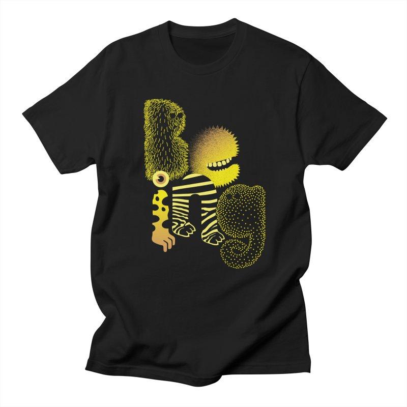 Being Men's T-shirt by SocialFabrica Artist Shop
