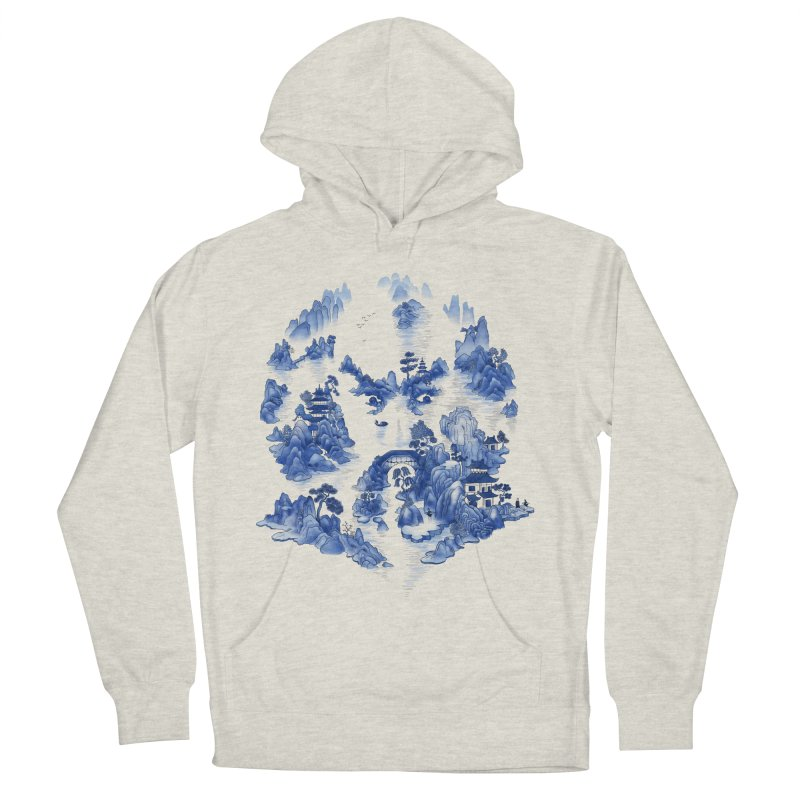 Merciless Ming Men's Pullover Hoody by SocialFabrica Artist Shop
