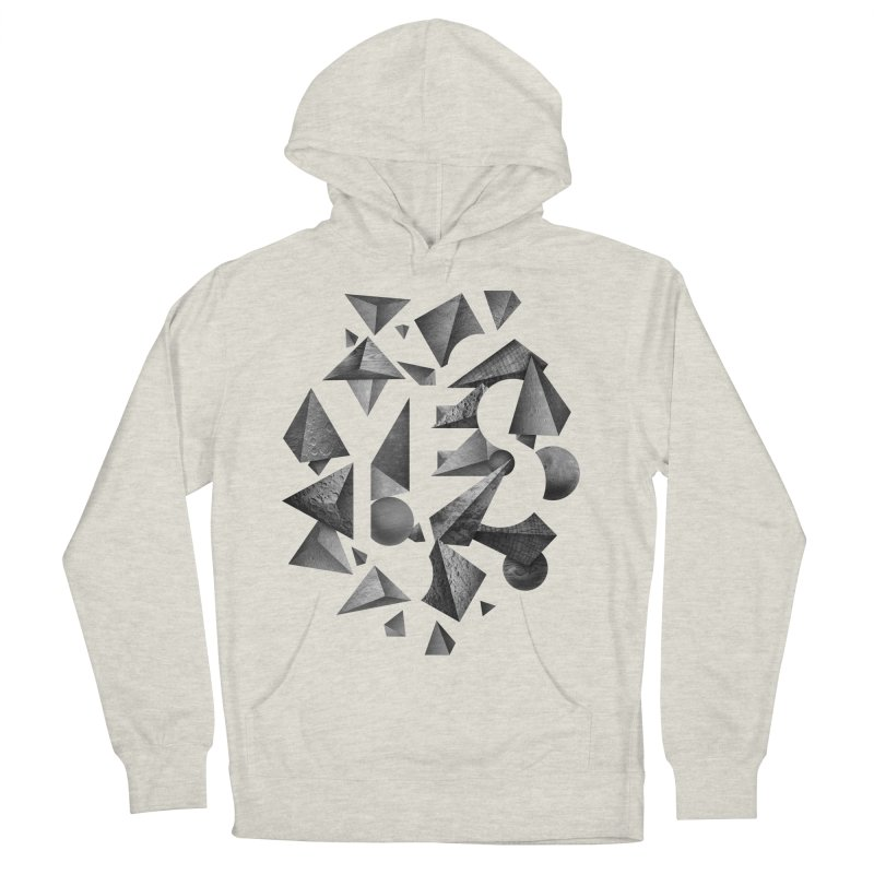 Non Negative Space Men's Pullover Hoody by SocialFabrica Artist Shop