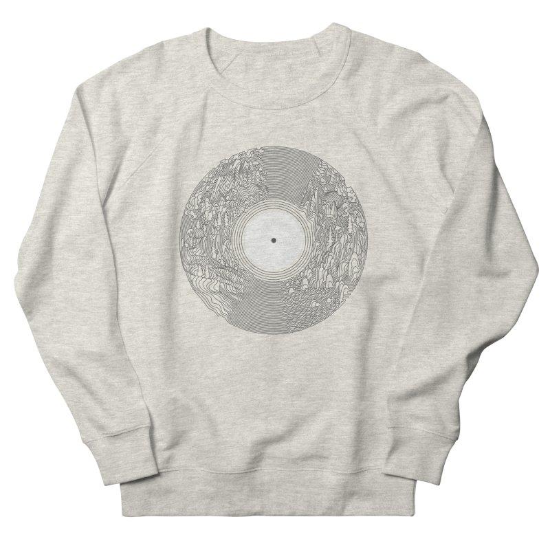 Soundscape Women's Sweatshirt by SocialFabrica Artist Shop
