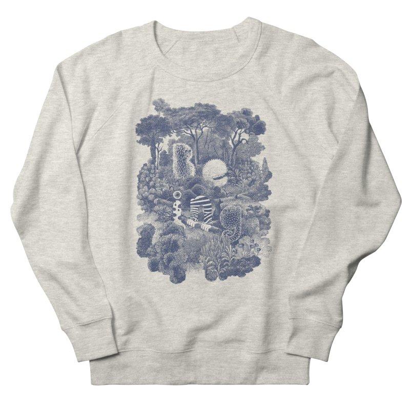 Biodiverse - monotone Men's Sweatshirt by SocialFabrica Artist Shop