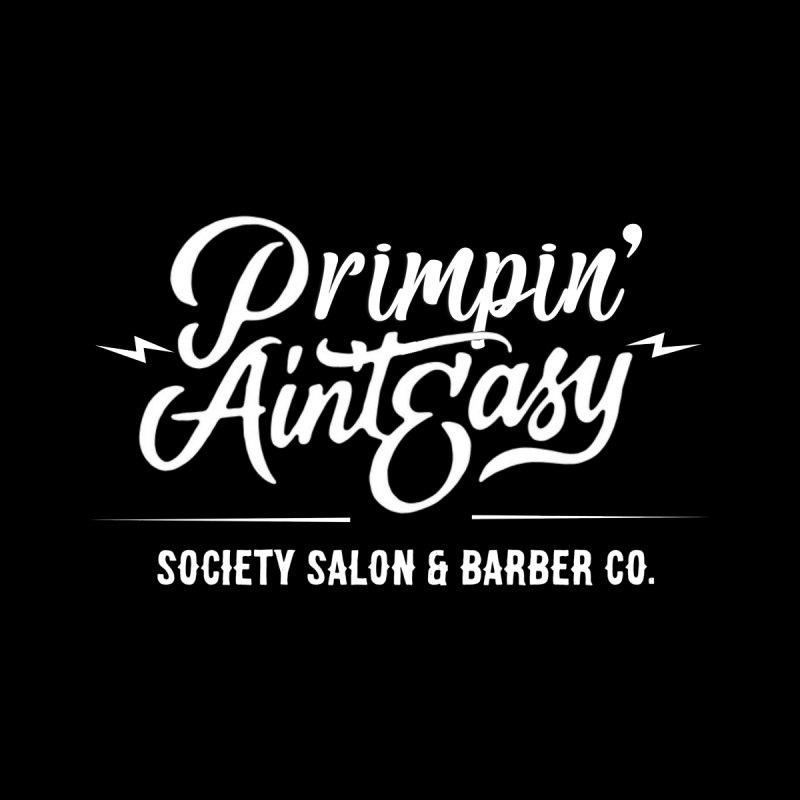 Primpin' Women's Zip-Up Hoody by Society Salon & Barber Co.