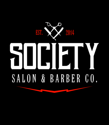 Society Salon & Barber Co. Logo