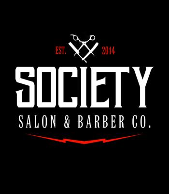 Society Salon & Barber Co. Logo