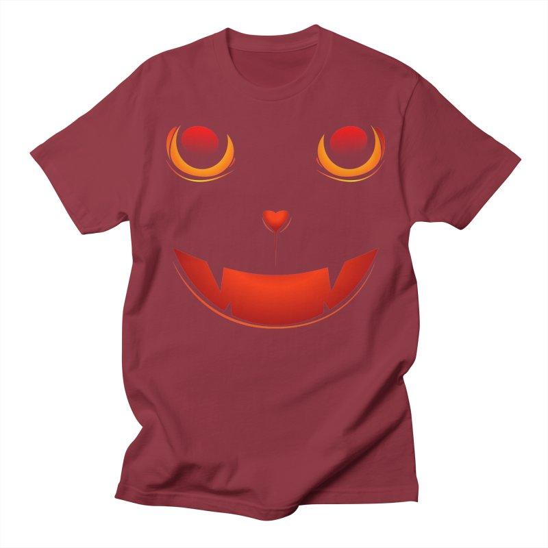 moster pumpkin Spice eater Men's Regular T-Shirt by SOE