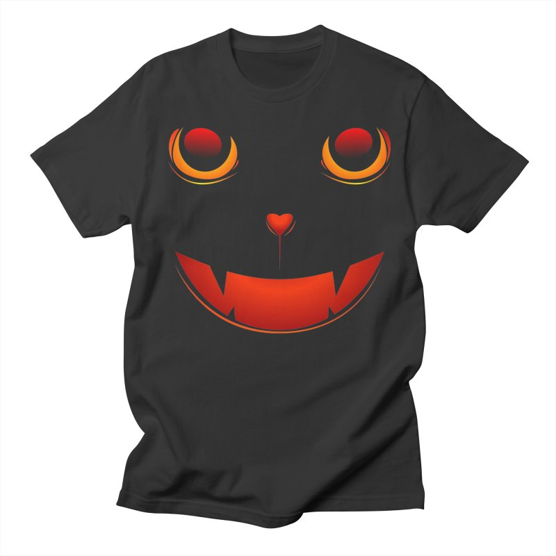 moster pumpkin Spice eater Women's Regular Unisex T-Shirt by SOE