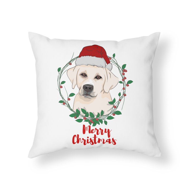 labrador dog merry christmas   by SOE
