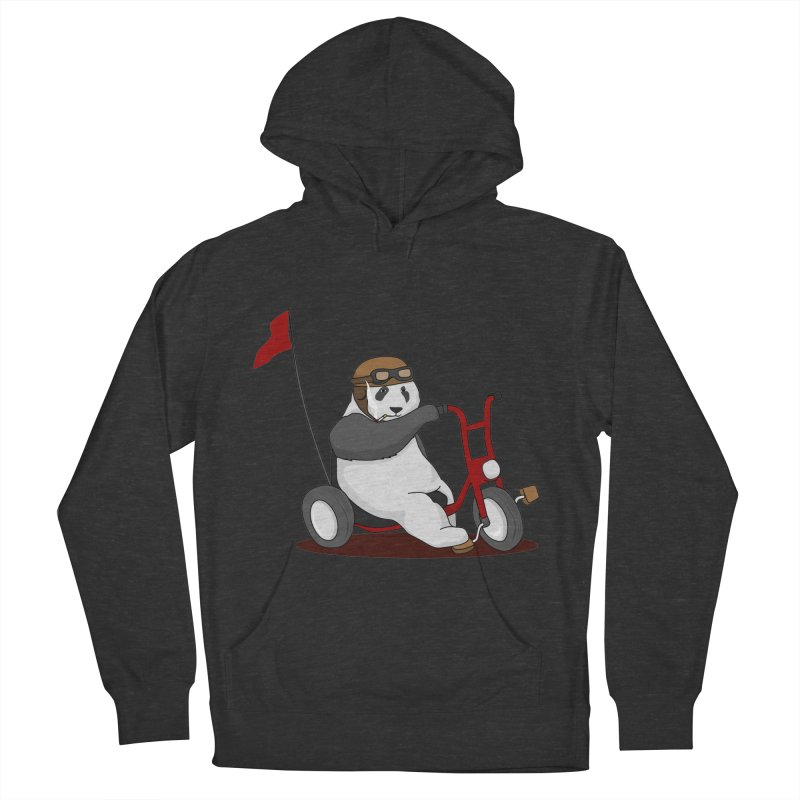 panda custom garage Men's Pullover Hoody by SOE