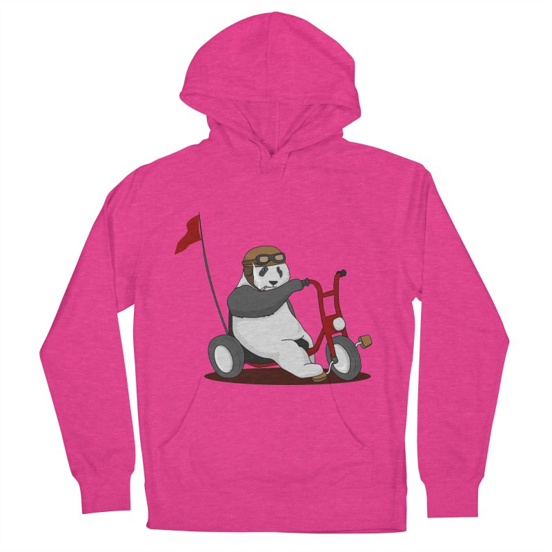 panda custom garage Men's Pullover Hoody by SOE
