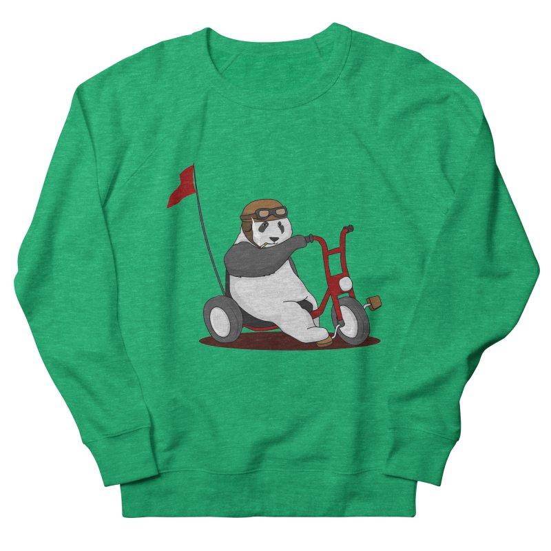 panda custom garage Men's French Terry Sweatshirt by SOE