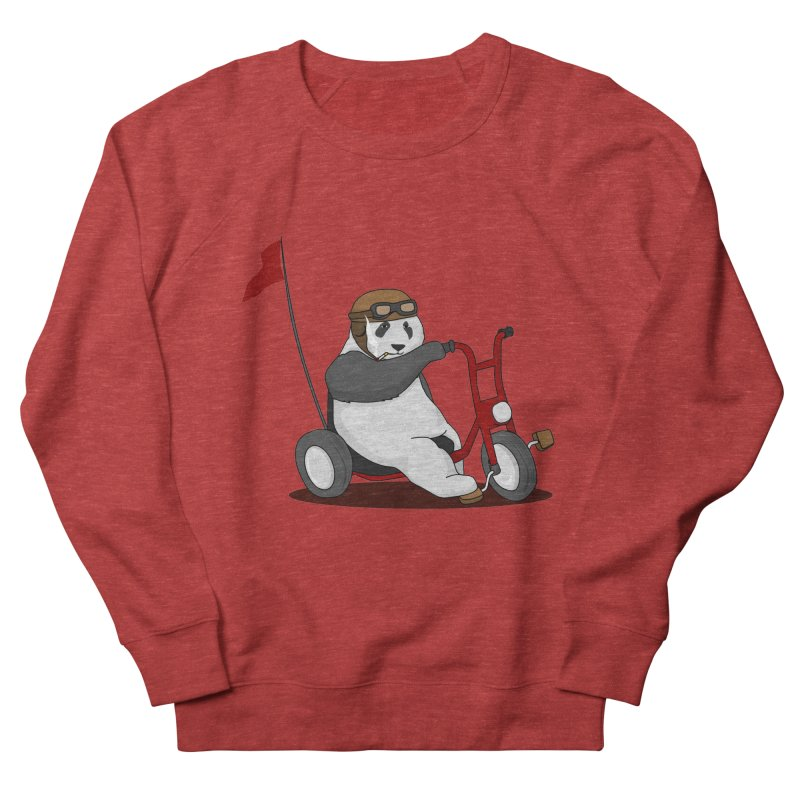 panda custom garage Men's Sweatshirt by SOE