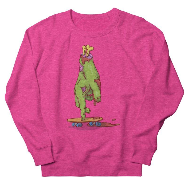 zombie hand skateboard Men's Sweatshirt by SOE