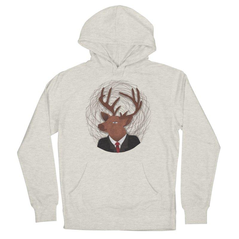 Mr Deer Women's Pullover Hoody by SOE