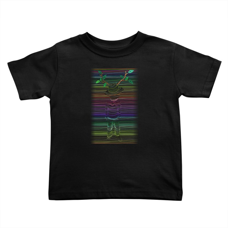 Dynamic Live Kids Toddler T-Shirt by SOE