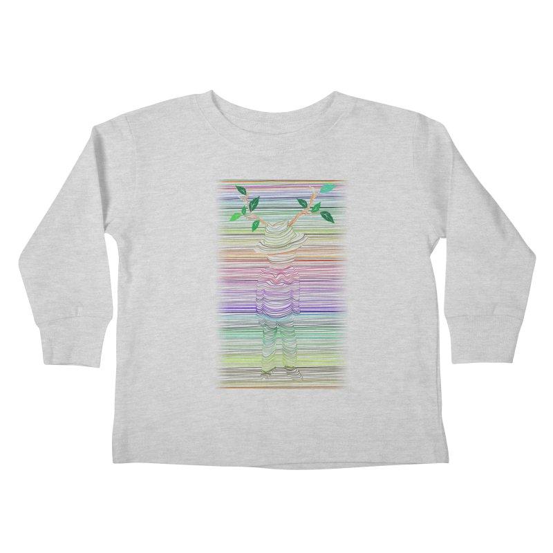 Dynamic Live Kids Toddler Longsleeve T-Shirt by SOE