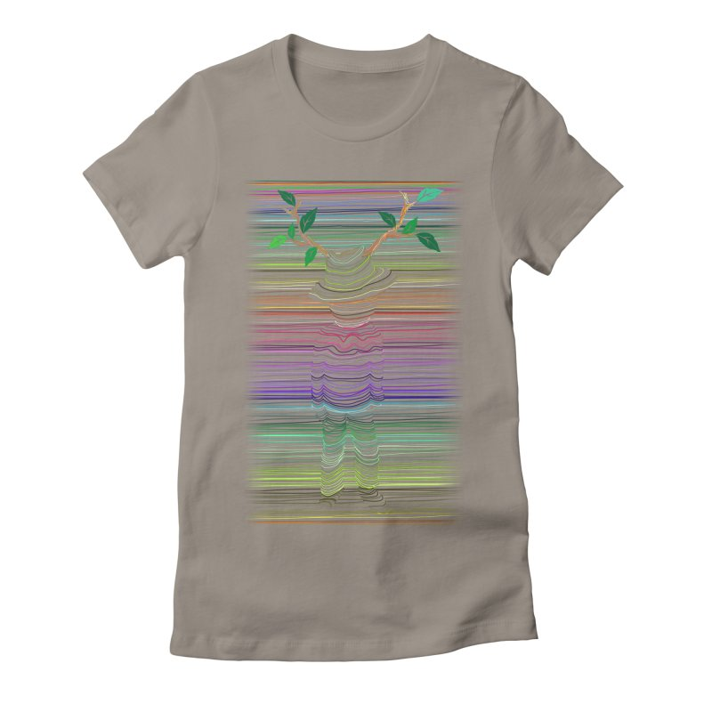 Dynamic Live Women's Fitted T-Shirt by SOE