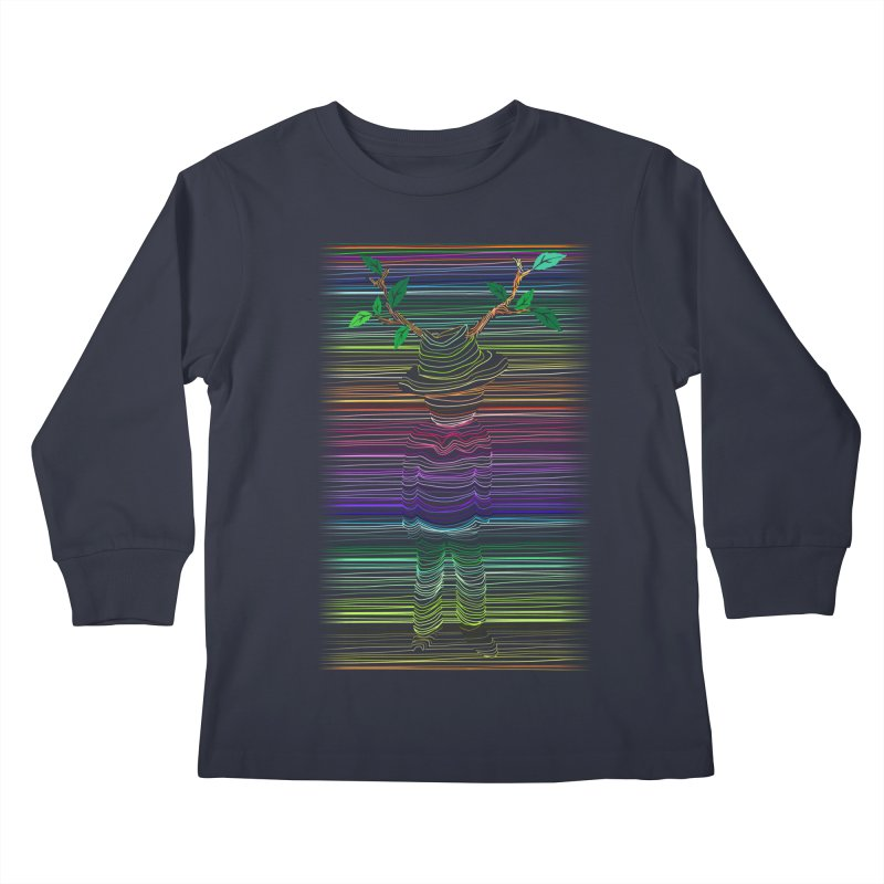 Dynamic Live Kids Longsleeve T-Shirt by SOE