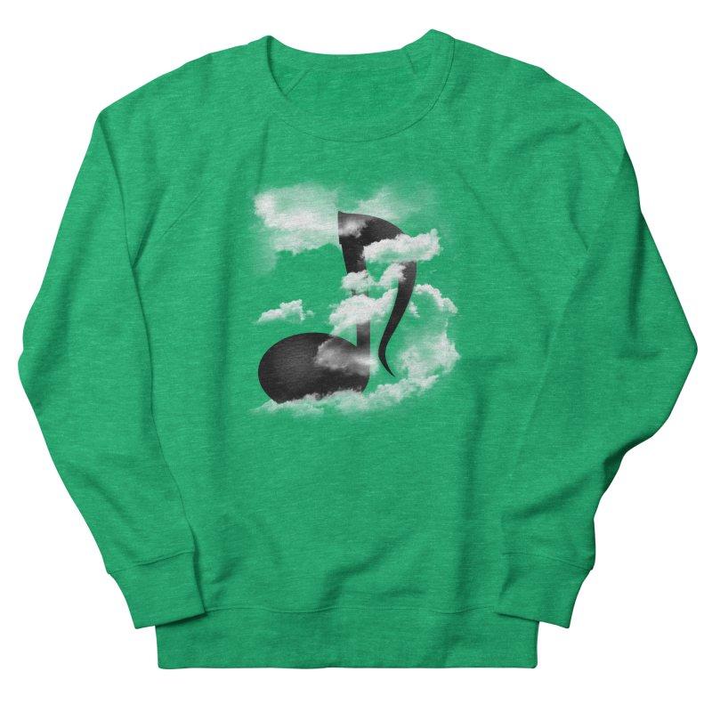 Music in the Sky Women's Sweatshirt by SOE