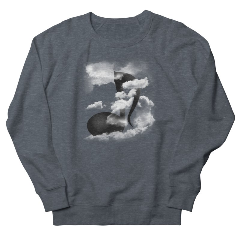 Music in the Sky Women's Sweatshirt by SOE