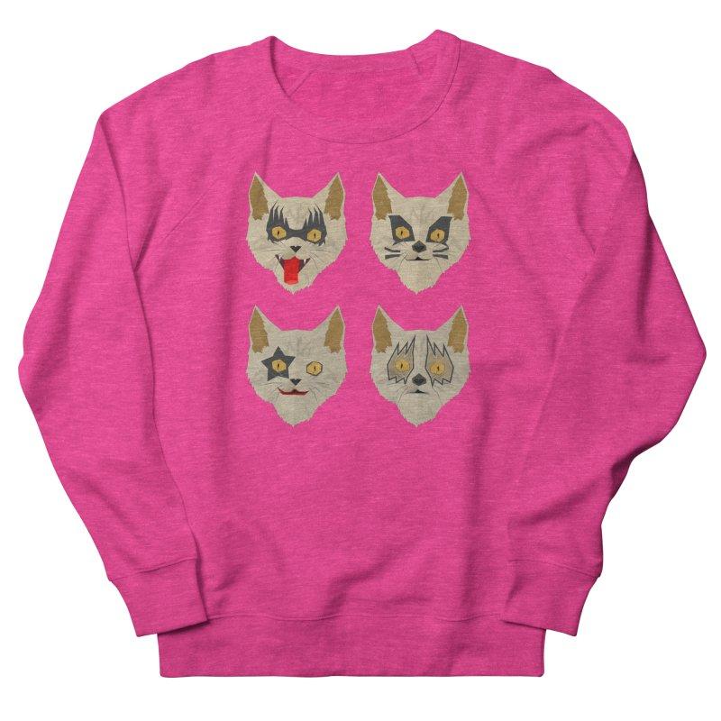 Cat Kiss Men's Sweatshirt by SOE