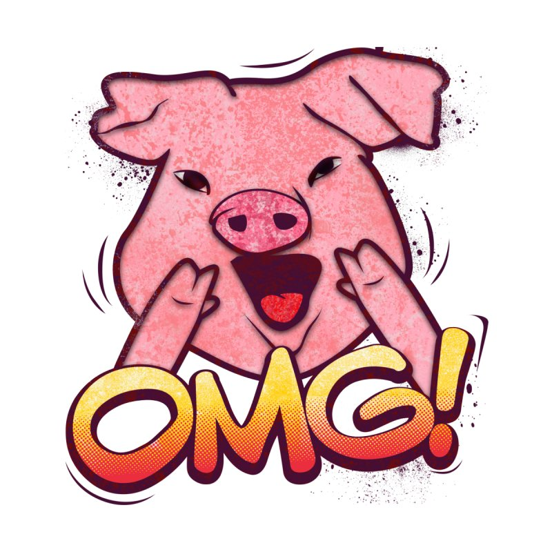 oh my god pig by SOE