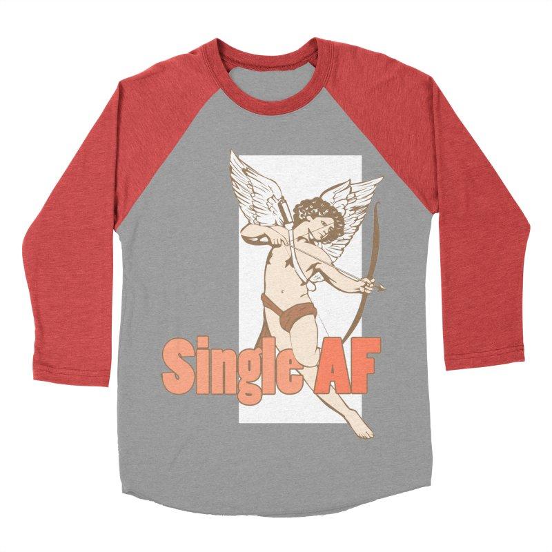 single af Women's Baseball Triblend Longsleeve T-Shirt by SOE
