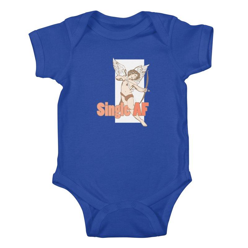single af Kids Baby Bodysuit by SOE