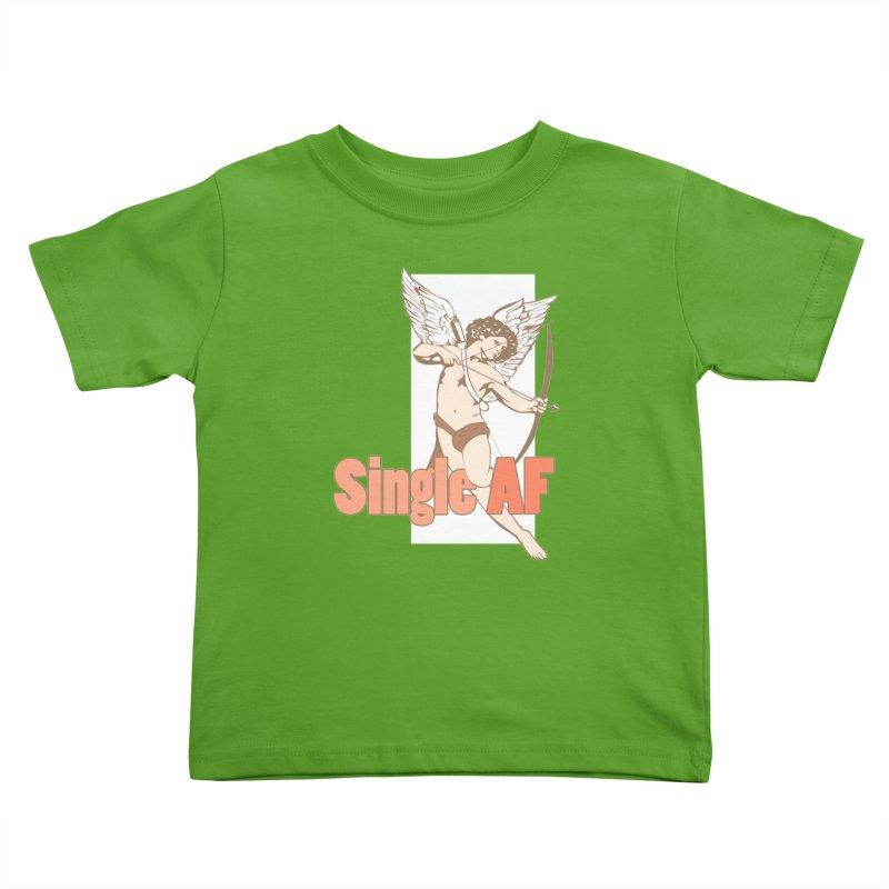 single af Kids Toddler T-Shirt by SOE