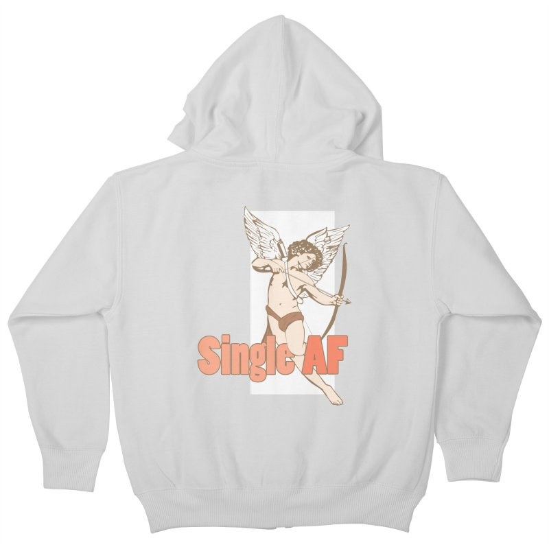 single af Kids Zip-Up Hoody by SOE