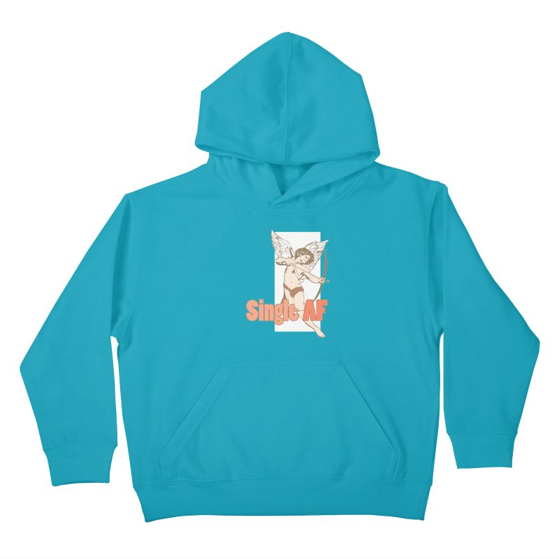 single af Kids Pullover Hoody by SOE