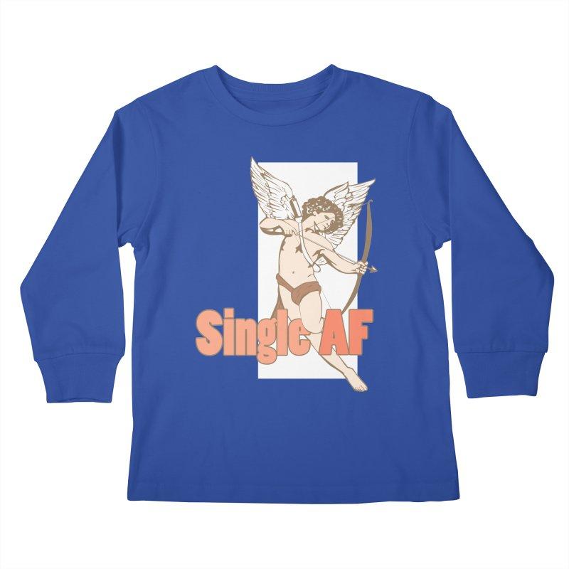 single af Kids Longsleeve T-Shirt by SOE