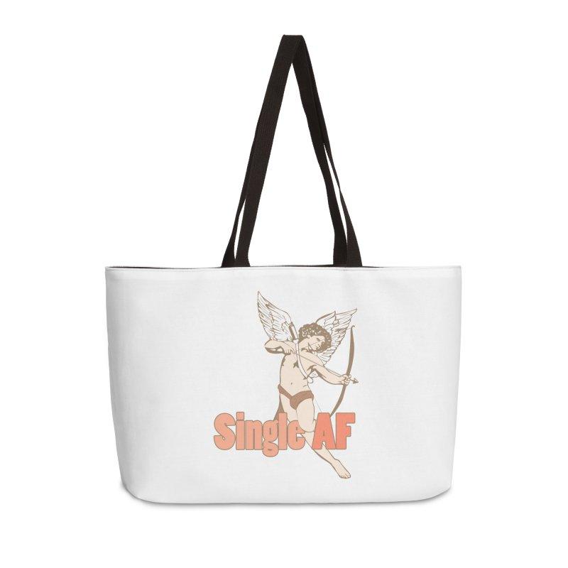 single af Accessories Weekender Bag Bag by SOE