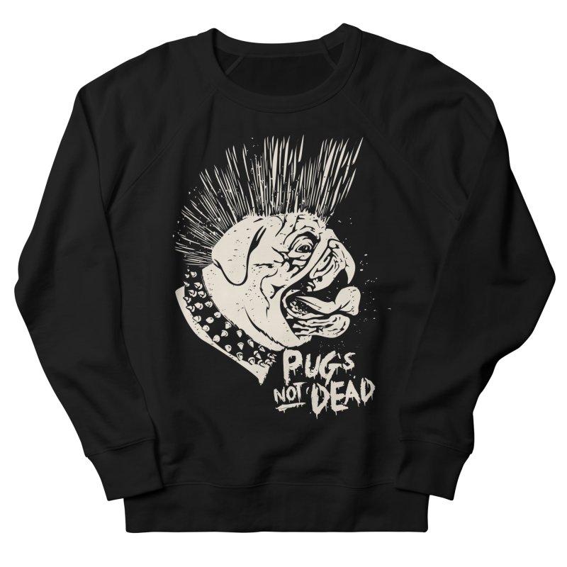 pug's not dead Women's Sweatshirt by SOE