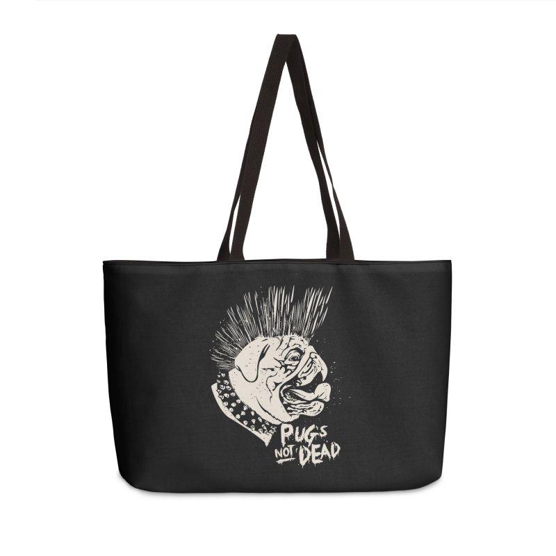 pug's not dead Accessories Weekender Bag Bag by SOE