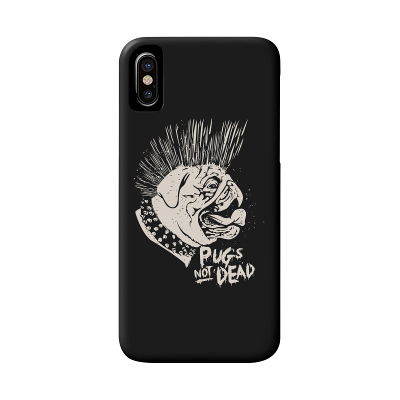 pug's not dead Accessories Phone Case by SOE