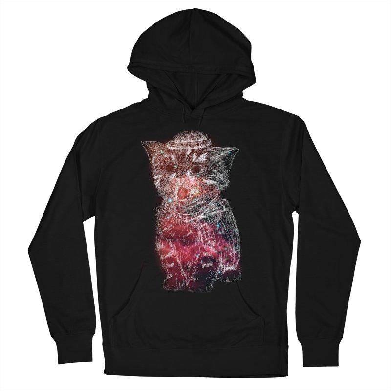 galaxy cat Men's Pullover Hoody by SOE