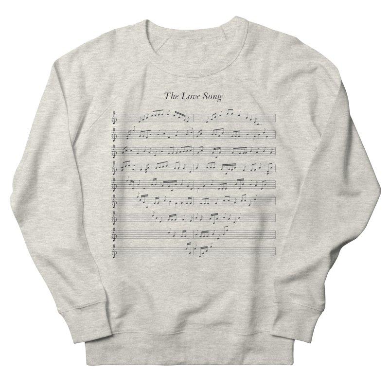 the love song Women's Sweatshirt by SOE