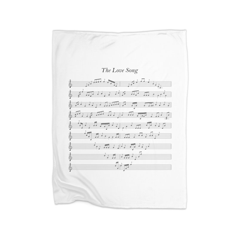 the love song Home Blanket by SOE