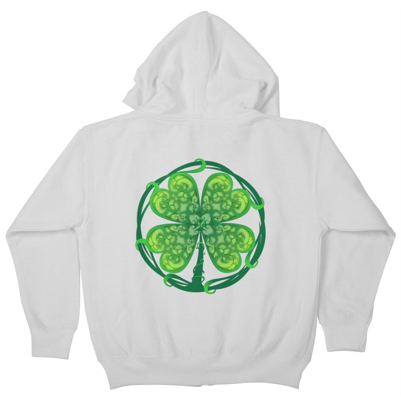 shamrock leaf   by SOE