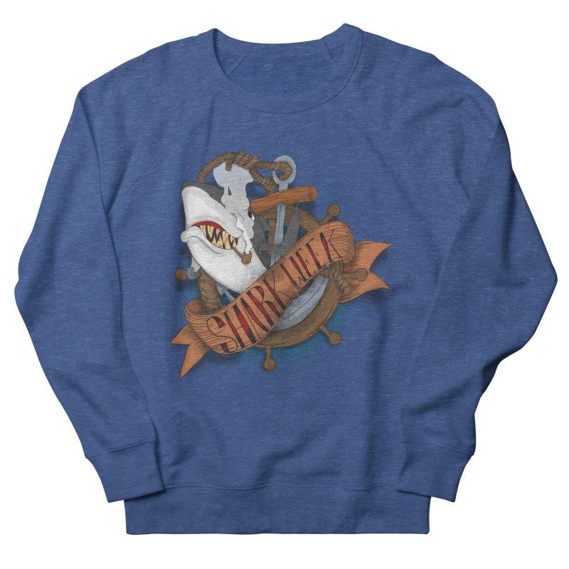 shark week oldskool Women's Sweatshirt by SOE