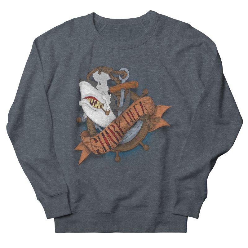 shark week oldskool Men's Sweatshirt by SOE