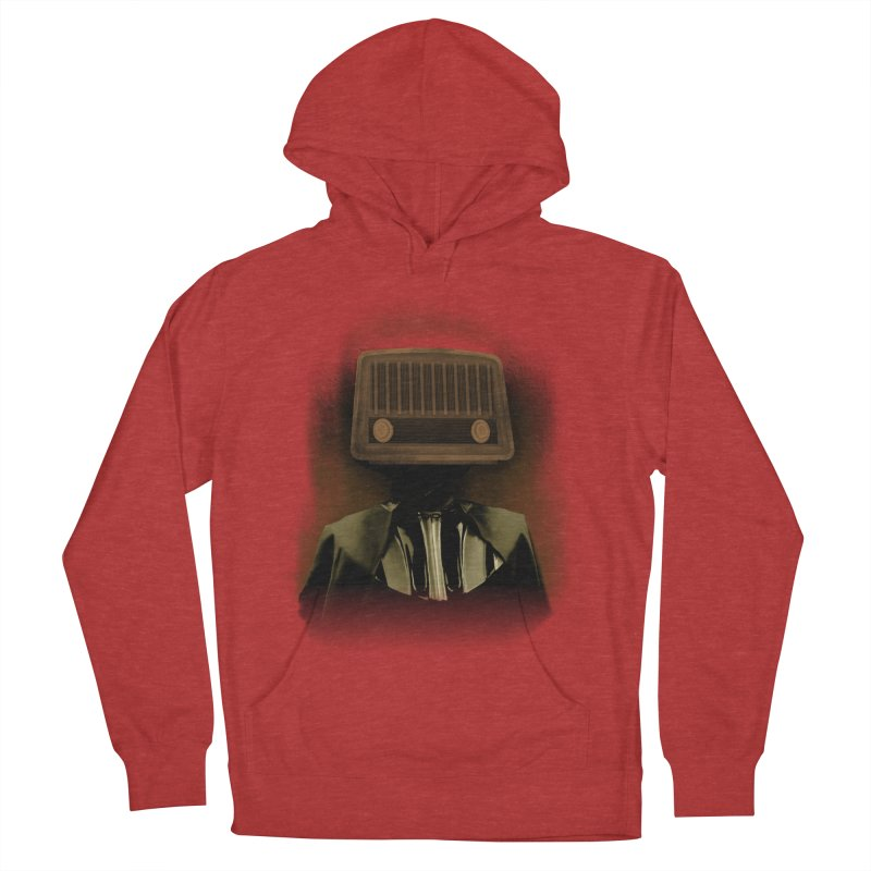 redio head Men's French Terry Pullover Hoody by SOE