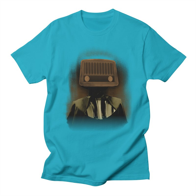 redio head Men's T-shirt by SOE