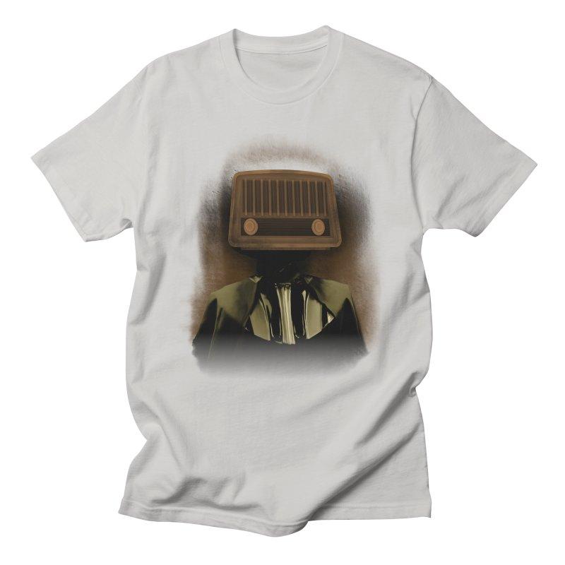 redio head Men's Regular T-Shirt by SOE