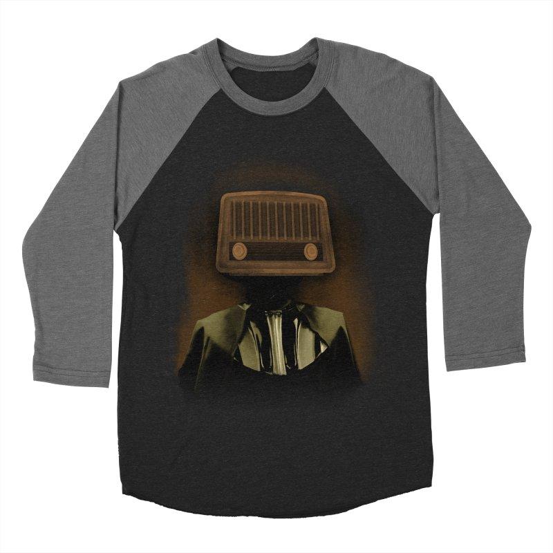 redio head Men's Baseball Triblend T-Shirt by SOE