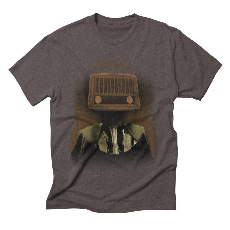 redio head Men's Triblend T-shirt by SOE
