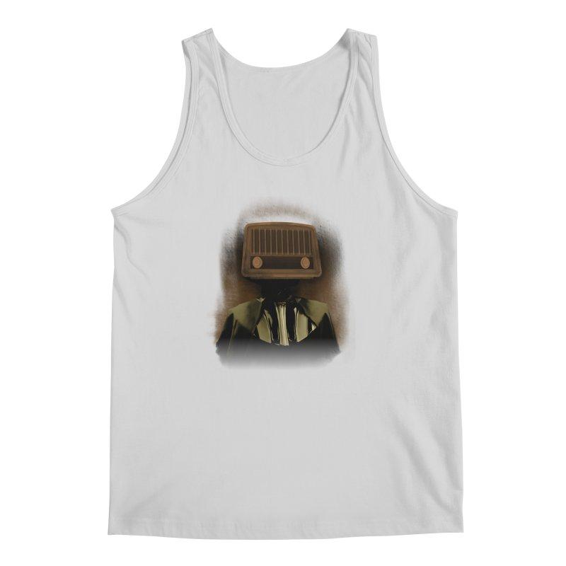 redio head Men's Tank by SOE